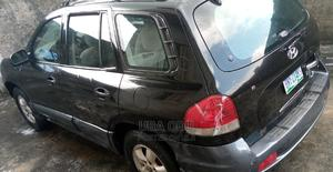 Hyundai Santa Fe 2006 2.4 4WD Black | Cars for sale in Rivers State, Port-Harcourt