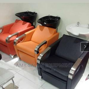 Sampoo Backwash Chair   Salon Equipment for sale in Lagos State, Maryland