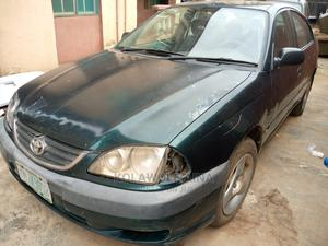 Toyota Avensis 2003 Green | Cars for sale in Lagos State, Abule Egba