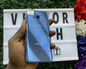 Samsung Galaxy S8 Plus 64 GB Blue | Mobile Phones for sale in Lagos State, Ikeja