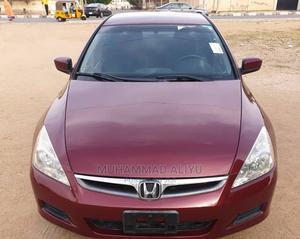 Honda Accord 2006 Red | Cars for sale in Kano State, Tarauni