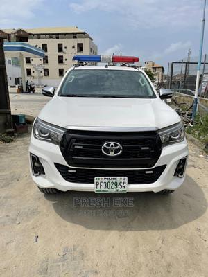 Toyota Hilux 2017 TRD White 4x4 White | Cars for sale in Lagos State, Lekki