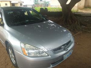 Honda Accord 2005 Automatic Gray | Cars for sale in Plateau State, Jos