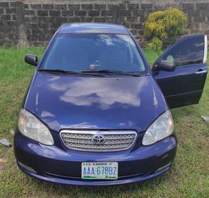 Toyota Corolla 2006 CE Blue | Cars for sale in Bayelsa State, Yenagoa