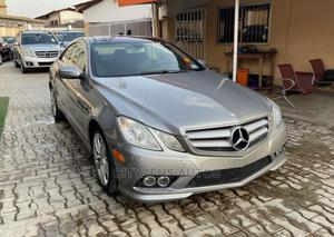Mercedes-Benz E350 2010 Gray | Cars for sale in Lagos State, Ikeja