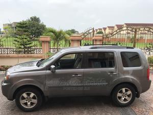 Honda Pilot 2011 Gray   Cars for sale in Lagos State, Ajah
