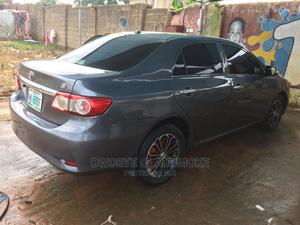 Toyota Corolla 2011 Gray | Cars for sale in Abuja (FCT) State, Lugbe District