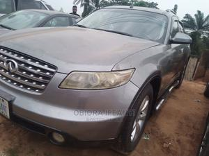 Infiniti FX 2004 35 Gray | Cars for sale in Anambra State, Awka