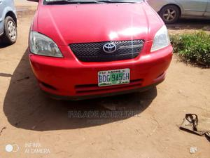 Toyota Corolla 2004 Red | Cars for sale in Ogun State, Ifo