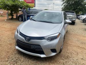 Toyota Corolla 2015 Silver   Cars for sale in Abuja (FCT) State, Gwarinpa