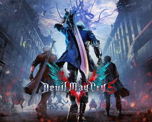 Devil May Cry 5 PC Game | Video Games for sale in Delta State, Oshimili South