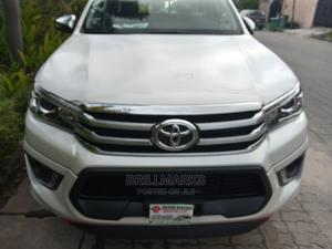 New Toyota Hilux 2020 White   Cars for sale in Lagos State, Ajah
