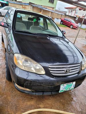Toyota Corolla 2004 Black   Cars for sale in Ondo State, Akure