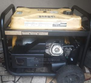 The Generator Is Working In Good Condition Ready To Use   Electrical Equipment for sale in Lagos State, Ajah