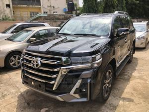 New Toyota Land Cruiser 2021 Black | Cars for sale in Abuja (FCT) State, Jahi