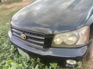 Toyota Highlander 2002 Limited V6 AWD Black | Cars for sale in Oyo State, Ibadan