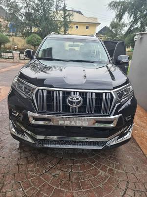 New Toyota Land Cruiser Prado 2021 4.0 Black | Cars for sale in Lagos State, Lagos Island (Eko)