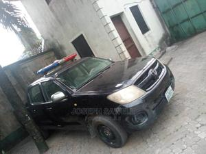 Toyota Hilux 2007 Black | Cars for sale in Rivers State, Port-Harcourt