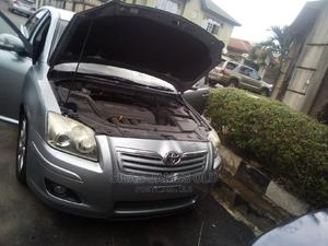 Toyota Avensis 2007 Silver   Cars for sale in Lagos State, Alimosho