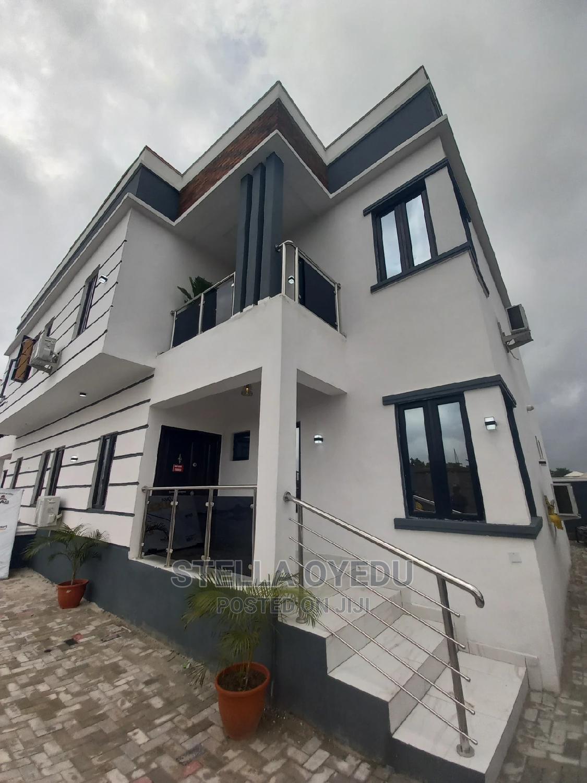 Furnished 3bdrm Duplex in Zylus Court, Ajah for Sale