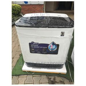 Midea Semi Automatic Washing Machine (8kg)   Home Appliances for sale in Abuja (FCT) State, Wuse 2
