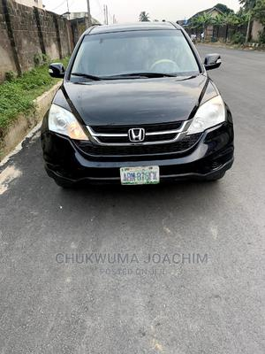 Honda CR-V 2011 EX 4dr SUV (2.4L 4cyl 5A) Black   Cars for sale in Rivers State, Port-Harcourt