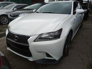 Lexus GS 2015 350 4WD White | Cars for sale in Lagos State, Apapa