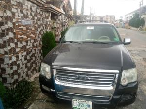 Ford Explorer 2005 Black | Cars for sale in Lagos State, Ikeja