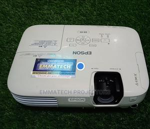 Daylight Epson Wide Range Projector   TV & DVD Equipment for sale in Lagos State, Ikeja