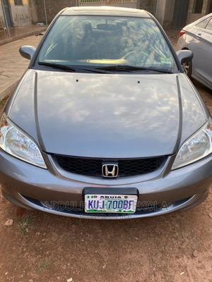 Honda Civic 2004 1.6 Coupe Automatic Gray   Cars for sale in Kwara State, Ilorin South