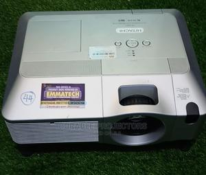 5000 Lumens Hitachi Large Venue Projector | TV & DVD Equipment for sale in Lagos State, Ikeja