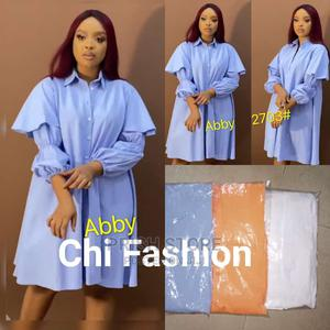 New Trendy Fashion Shirt Gown   Clothing for sale in Lagos State, Apapa