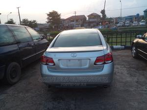 Lexus GS 2007 300 Silver | Cars for sale in Lagos State, Alimosho