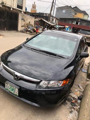 Honda Civic 2006 Black   Cars for sale in Lagos State, Lekki