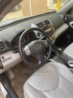 Toyota RAV4 2008 Limited V6 Silver | Cars for sale in Lagos State, Ikotun/Igando
