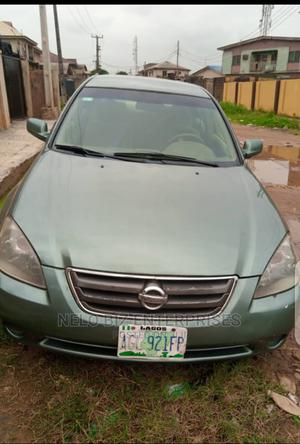 Nissan Altima 2003 Automatic Green | Cars for sale in Lagos State, Shomolu