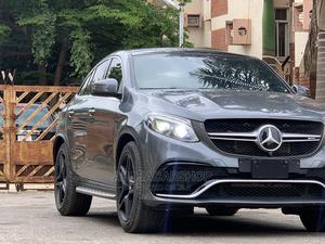 Mercedes-Benz GLE-Class 2018 Gray | Cars for sale in Abuja (FCT) State, Central Business Dis