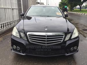 Mercedes-Benz E350 2010 Black | Cars for sale in Lagos State, Surulere