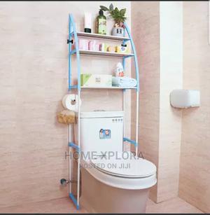 Toilet Rack Organizer   Home Accessories for sale in Lagos State, Lagos Island (Eko)