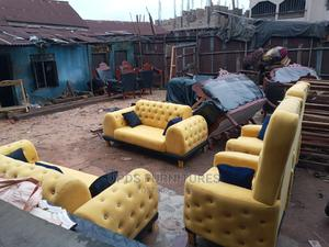 Sofa Fabric Chair   Furniture for sale in Abia State, Aba North