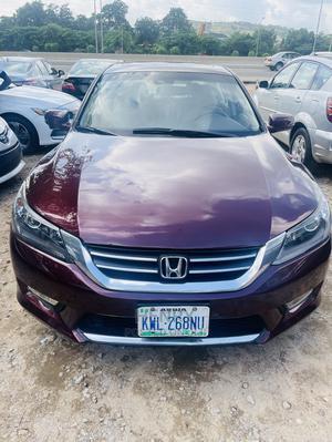Honda Accord 2015 Red | Cars for sale in Abuja (FCT) State, Gwarinpa
