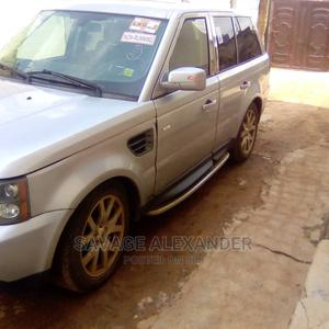 Land Rover Range Rover Sport 2009 HSE 4x4 (4.4L 8cyl 6A) Silver | Cars for sale in Lagos State, Maryland