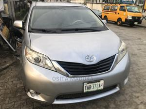 Toyota Sienna 2012 XLE 8 Passenger Silver   Cars for sale in Rivers State, Port-Harcourt