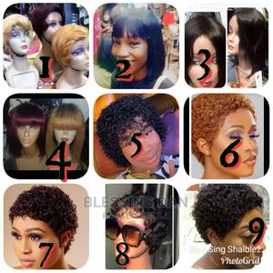 Human Hair Wigs | Health & Beauty Services for sale in Rivers State, Port-Harcourt