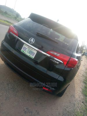 Acura RDX 2015 4dr SUV (3.5L 6cyl 6A) Black   Cars for sale in Abuja (FCT) State, Gwarinpa
