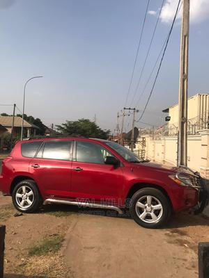 Toyota RAV4 2007 2.0 4x4 Red   Cars for sale in Abuja (FCT) State, Central Business Dis