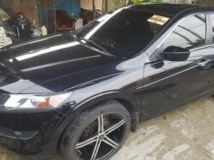Honda Accord CrossTour 2012 EX-L Black | Cars for sale in Lagos State, Isolo