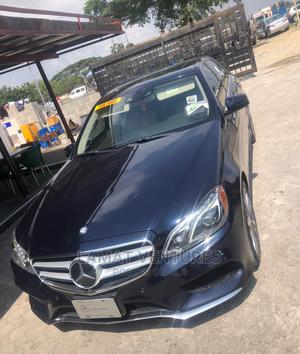 Mercedes-Benz E350 2014 Blue | Cars for sale in Lagos State, Ajah