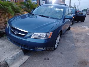 Hyundai Sonata 2010 Blue   Cars for sale in Lagos State, Ikeja