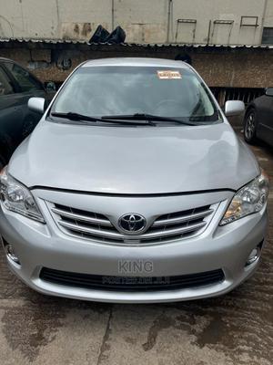 Toyota Corolla 2013 Silver | Cars for sale in Lagos State, Lagos Island (Eko)